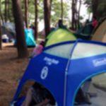 ロックインジャパンフェスにはテントを持って行くと快適だぞ!