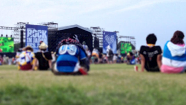 WOWOWでROCK IN JAPAN FES. 2015再び!アーティスト特集が見逃せない!