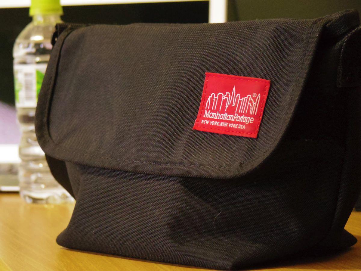 フェスにおすすめなマンハッタンポーテージのショルダーバッグ