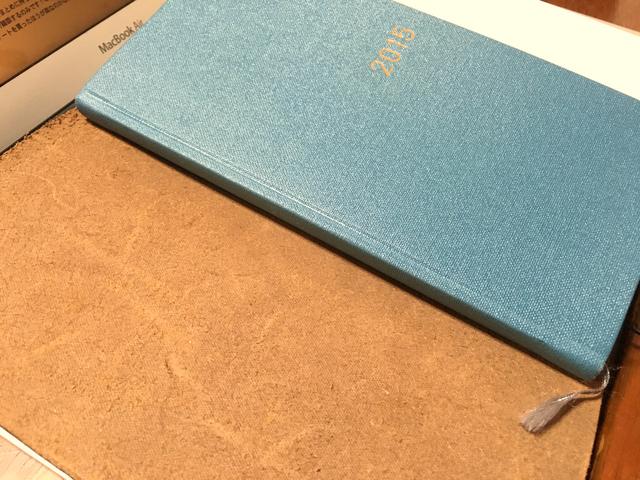 ほぼ日WEEKSにも最適なサイズのトラベラーズノートになりました